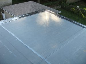 Image Showing Experienced  Rubber Roofing Contractor, Arlington, MA