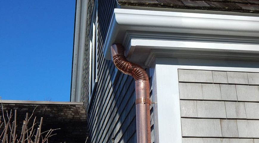 How Much Does it Cost to Put Up Gutters – Types and Prices