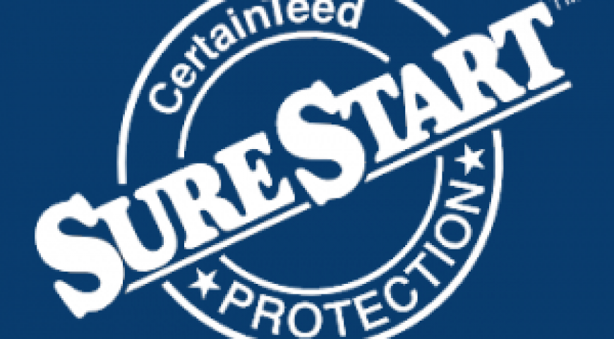 CertainTeed SureStart Protection | RB Farina Roofing Co